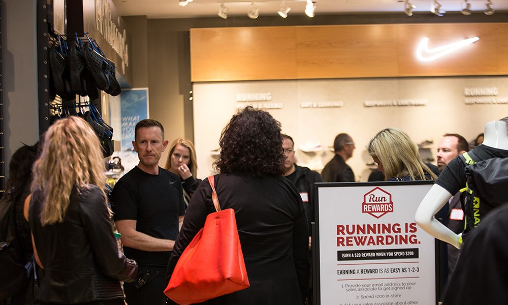 #RIC18 attendees check out New York Running Company powered by JackRabbit.