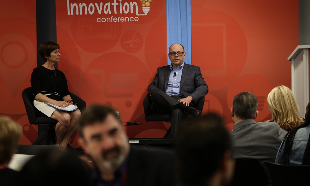 "Walmart's Clay Johnson talks ""people-led, tech-powered"" strategies."